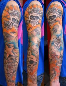 moldschool tattoo